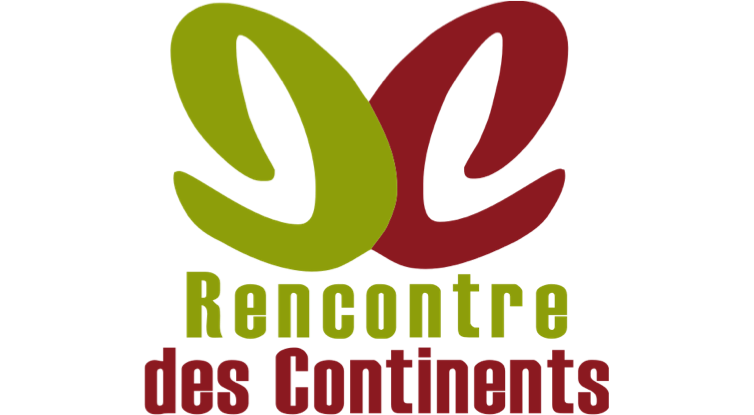 Rencontre des continents logo